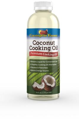Carrington Co., LLC Introduces Carrington Farms Liquid Coconut Cooking Oil