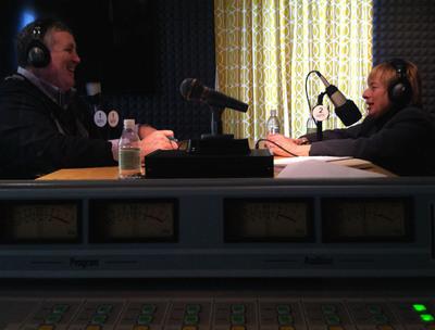 Member of Maine's Civil Service Family Joins TideSmart Talk with Stevoe