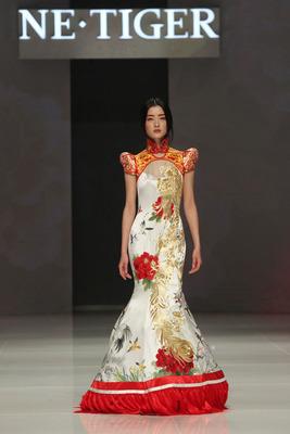 NE.TIGER 2013 Haute Couture Fashion Show.  (PRNewsFoto/NE.TIGER)