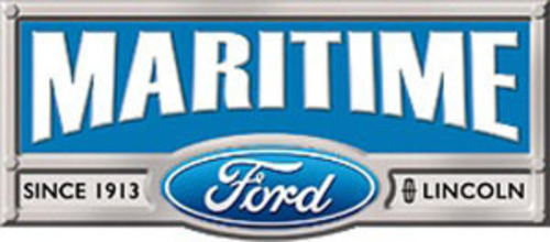 Maritime Ford is a leading Ford dealer in Manitowoc.  (PRNewsFoto/Maritime Ford)