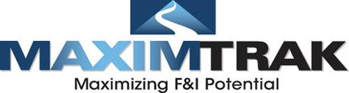 MaximTrak Technologies Logo. (PRNewsFoto/MaximTrak Technologies)