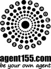 "www.agent155.com ""Be Your Own Agent""  (PRNewsFoto/Agent155 Media Corp.)"