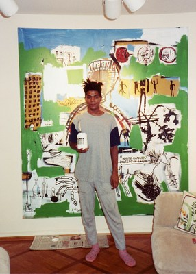 Jean-Michel Basquiat Exhibit at San Francisco's Hosfelt Gallery