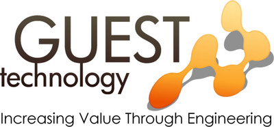 Guest Technology logo.  (PRNewsFoto/Guest Technology, LLC)