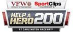 VFW Sport Clips Help a Hero 200.  (PRNewsFoto/Sport Clips Haircuts)