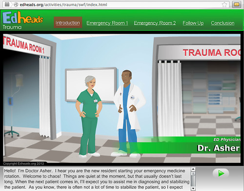 The newest Generation Rx educational program mixes online learning with video games to promote learning about ...