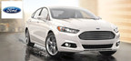 The 2015 Ford Fusion joins the Explorer, Focus and several other 2015 models on the Portsmouth Ford lot. (PRNewsFoto/Portsmouth Ford)