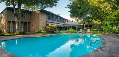 A true piece of Dallas' architectural history grandly situated in one of the city's most exclusive communities will be offered at public auction by Heritage Auction's Luxury Real Estate September 27, 2016. Built in 1954, the historic estate at 3756 Armstrong Avenue was the creation of O'Neil Ford, known as the grandfather of Texas Modernism and widely recognized as one of Texas' most celebrated 20th-century architects. Each of the custom-built home's features was designed to integrate the timeless modernism of Europe with Texas-flavored early pioneer craftsmanship and materials.