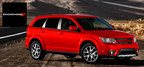 Though many automakers have inundated the category with model options, Dodge Journey remains the quintessential SUV crossover. (PRNewsFoto/Airdrie Dodge)