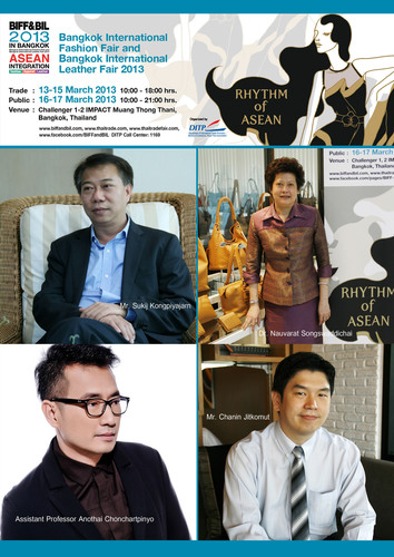 Key Players in Fashion and Leather Industries Confirm BIFF&BIL 2013 Being Packed with Enormous
