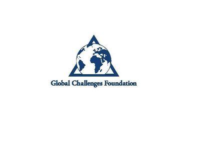 Global Challenges Foundation Logo (PRNewsFoto/Global Challenges Foundation)