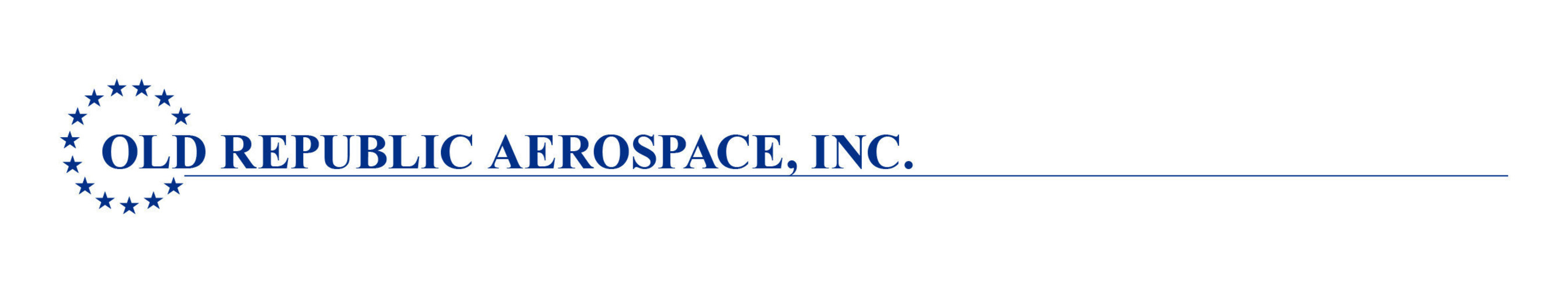 Old Republic Aerospace, Inc. Logo