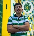 """Francisco """"Quinzas"""" Cruz representing eSport team of Sporting Club de Portugal. (PRNewsFoto/G2A.com)"""