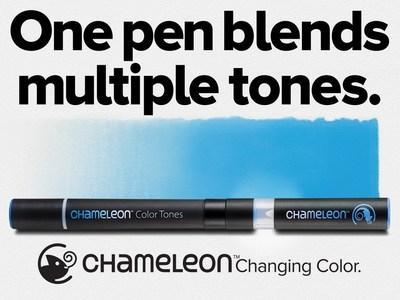 Chameleon Color Tones Pens Triumphs in Red Dot Award: Product Design 2016