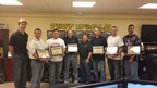 Tint World Franchise Training Graduates. (PRNewsFoto/Tint World)