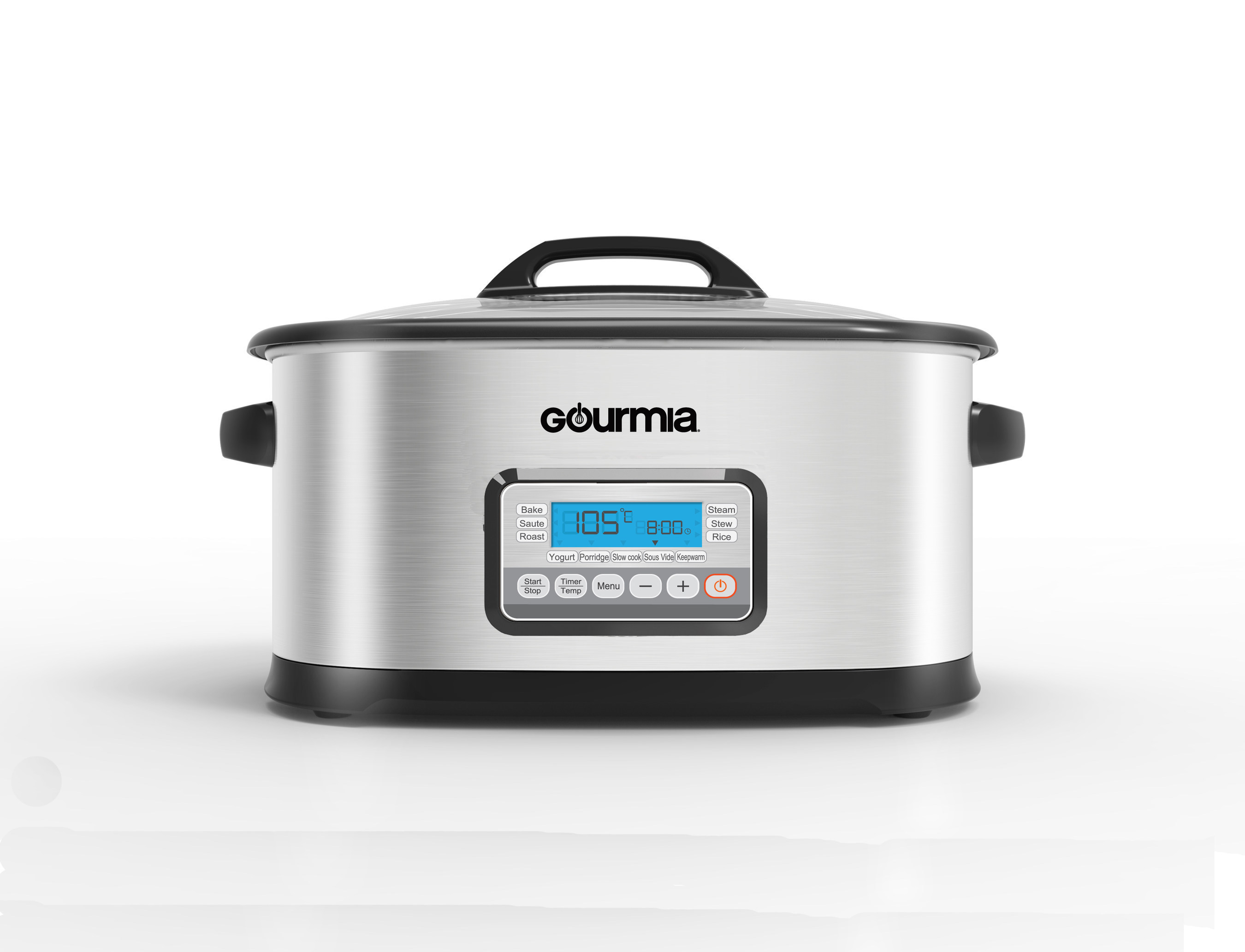 Gourmia Adds Ultra-Convenient All-in-One Multi-Cooker to ...