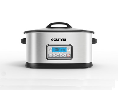 The Gourmia GMC6500 all-in-one Multi-Cooker with Sous Vide Oven will debut at the International Home + Housewares Show 2016 with 10 cooking modes.