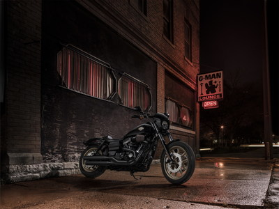 The new 2016 Harley-Davidson Low Rider S combines Screamin' Eagle performance and Dark Custom style in a powerful new cruiser.