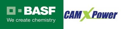 CAMX Power and BASF Logos