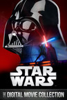 The STAR WARS Digital Movie Collection is Available for the first time April 10