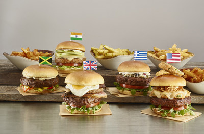 Hard Rock's World Burger Tour Takes Guests on the Trip of a Lifetime
