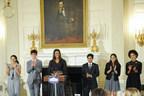 White House Committee Names Five Student Poets For Prestigious National Student Poets Program