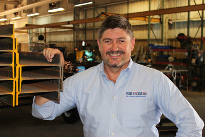 Vac-Tron Equipment's CEO and Founder Don Buckner (PRNewsFoto/Vac-Tron Equipment, LLC)