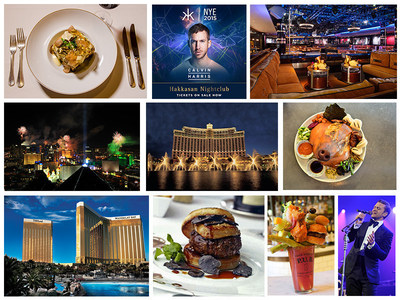 Top 10 Ways to Celebrate New Year's Eve in Las Vegas
