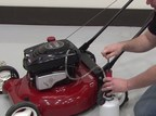 Briggs & Stratton provides guidelines on how to properly perform an oil change on lawn mower engines
