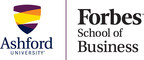 Ashford University Forbes School of Business logo.