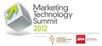2012 Marketing Technology Summit logo.  (PRNewsFoto/Business Marketing Association)