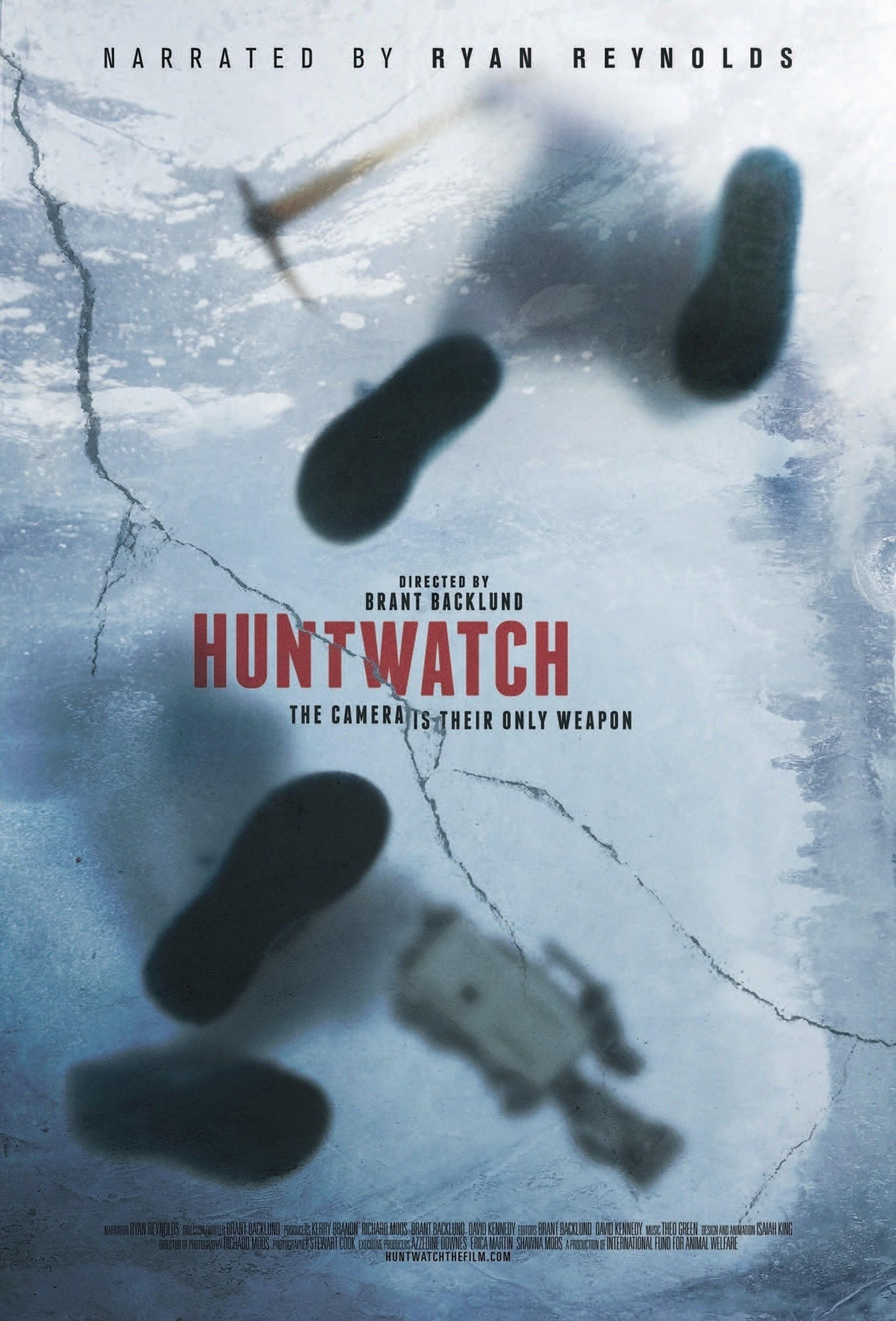 Ryan Reynolds narrates wildlife documentary 'Huntwatch' premiering at DOC NYC