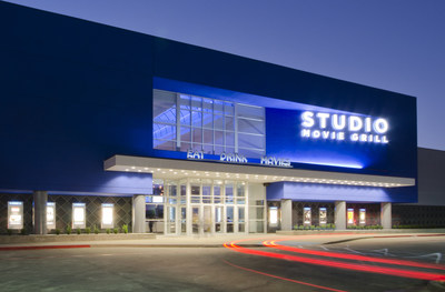 Studio Movie Grill Spring Valley; Credit (c) Studio Movie Grill/Wade Griffith (PRNewsFoto/Studio Movie Grill)