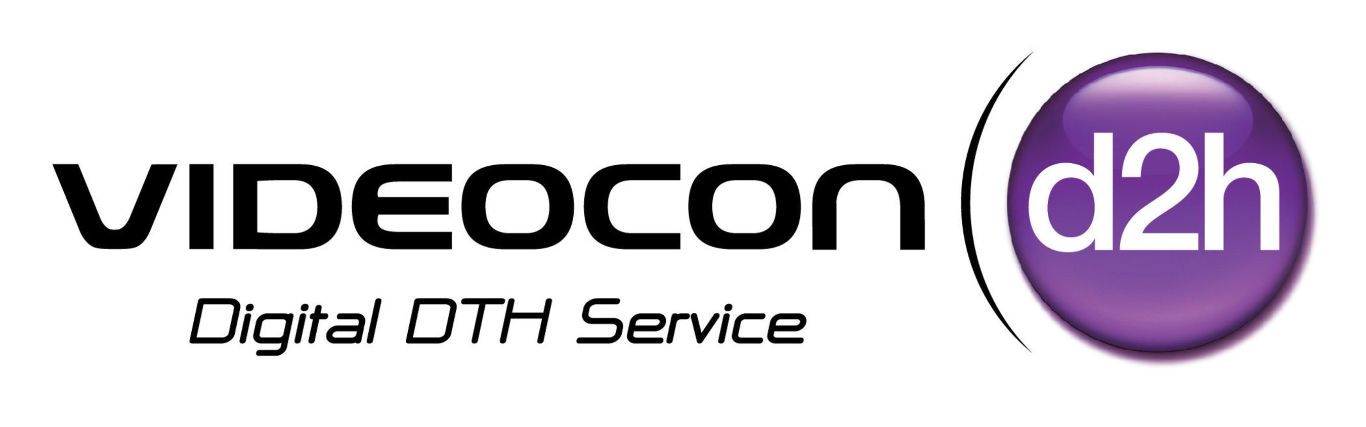 Videocon d2h Logo