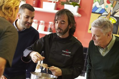 Barcelona Cooking Class (PRNewsFoto/Barcelona Cooking)