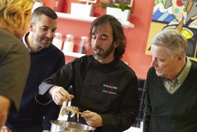 Barcelona Cooking Class (PRNewsFoto/Barcelona Cooking)