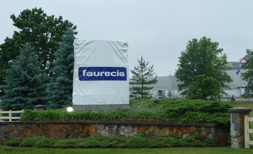 Faurecia, the world's sixth-largest automotive supplier, begins operations in Saline, Mich., after ...