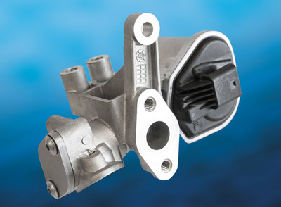 BorgWarner's EGR valve for gasoline hybrid propulsion systems improves fuel economy and reduces emissions for the new hybrid Hyundai Ioniq and Kia Niro.