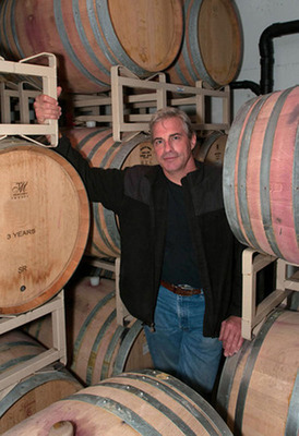 Tony Rynders, Consulting Winemaker, Panther Creek Cellars