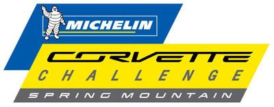 Michelin Corvette Challenge Logo
