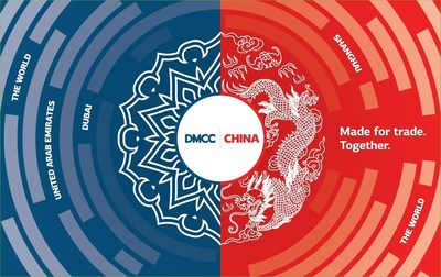Dubai's DMCC sign major trade agreements in Shanghai, China (PRNewsFoto/DMCC)