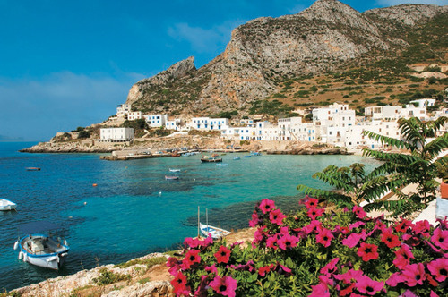 Wind Surf will visit Trapani, Italy for the first time on its Sicilian Splendors voyage.  (PRNewsFoto/Windstar Cruises)