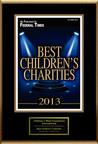 "Children's Wish Foundation International Selected For ""Best Children's Charities"".  (PRNewsFoto/Children's Wish Foundation International)"