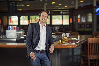 Ryan Esko, Chairman, President and Chief Executive Officer of Smokey Bones Bar & Fire Grill