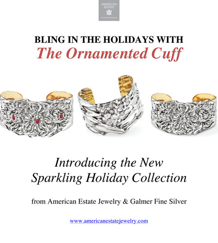 American Estate Jewelry Launches High Sparkle Holiday Collection