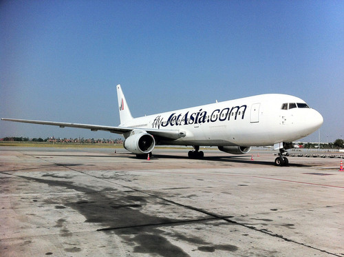 Jet Asia Airways Takes Delivery of Sixth Boeing 767.  (PRNewsFoto/Jet Asia Airways Co., Ltd.)