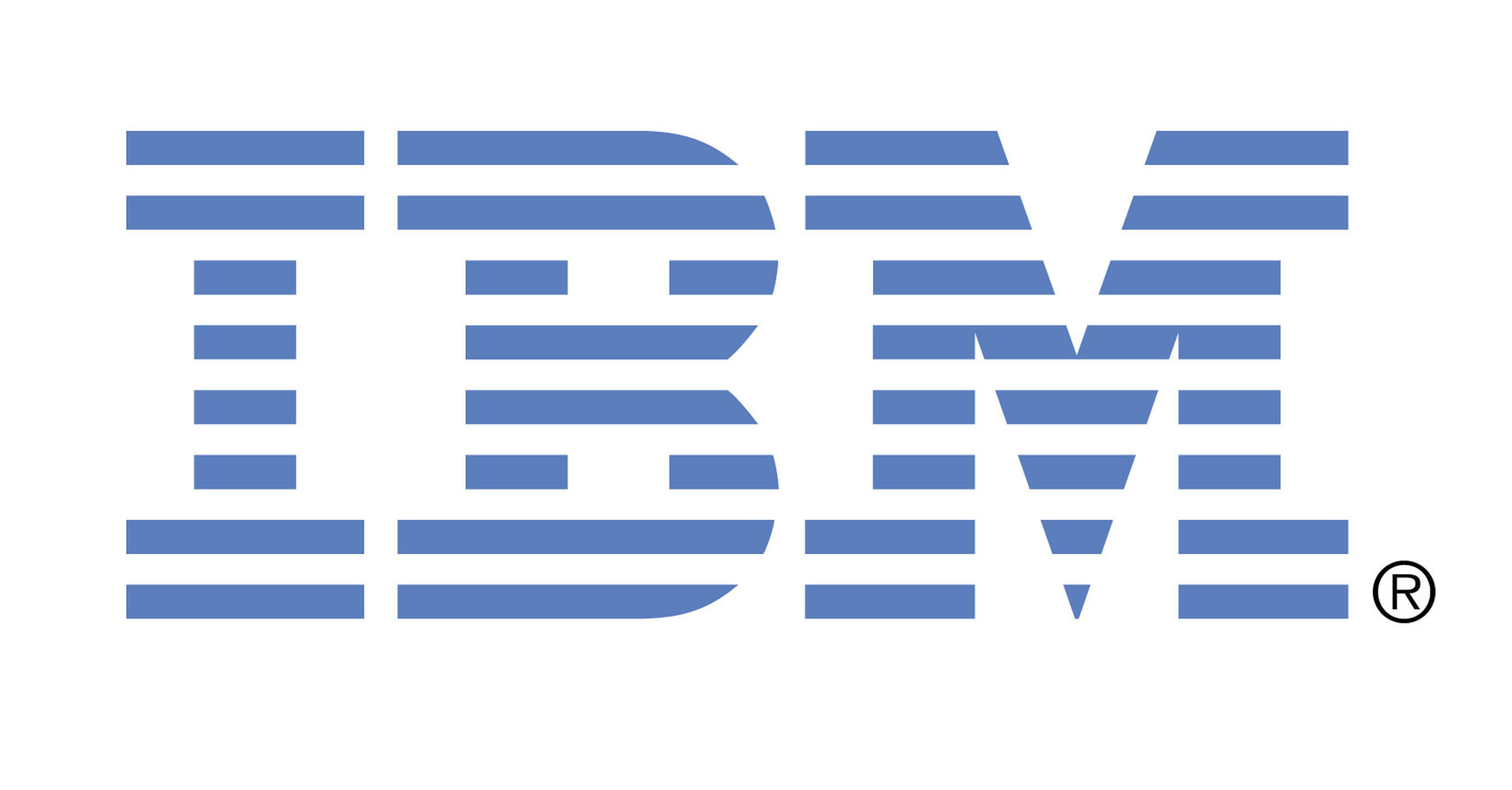 IBM Corporation logo.