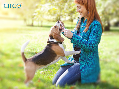 Circo is a wearable smart tracking device for your loved ones.