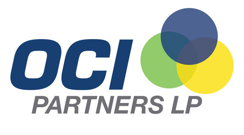 OCI Partners LP. (PRNewsFoto/OCI Partners LP) (PRNewsFoto/OCI PARTNERS LP)