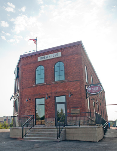 The Genesee Brewery opens the Genesee Brew House in downtown Rochester, NY. The new beer destination features ...